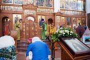 Освящение колоколов храма Преображения Господня