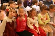 Выпускной концерт воскресной школы
