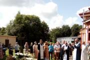 Панихида в годовщину кончины протоиерея Александра Москаленко
