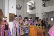 Парастас по новопреставленному Высокопреосвященнейшему архиепископу Григорию